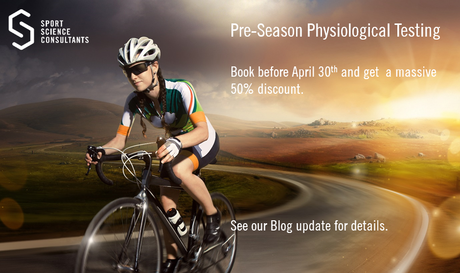 Pre-Season Road Cycling Physiological Testing Image